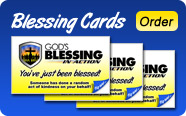 Order Blessing Cards