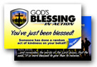 Blessing Cards - Click for Larger Image